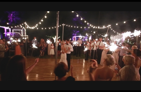 Bailey + Ashley's Wedding Highlight